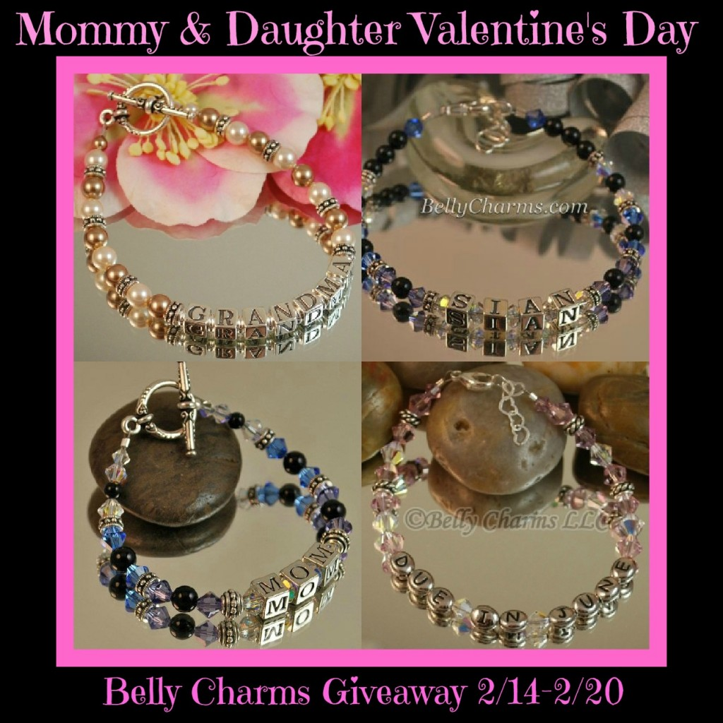 belly charms button 1024x1024 Mommy & Daughter Valentines Day ends 2/20