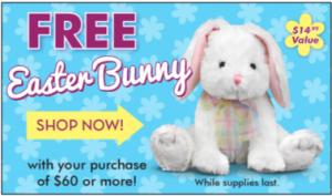 Easter Bunny melissa doug