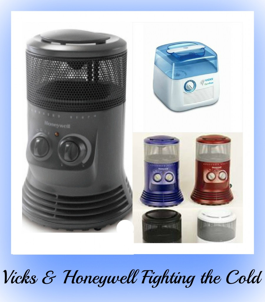 honeywell vicks button