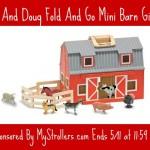 fold and go mini barn