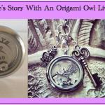 origami owl living locket