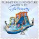 plummet falls water slide