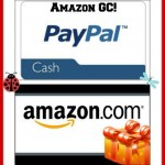 paypal or amazon 25