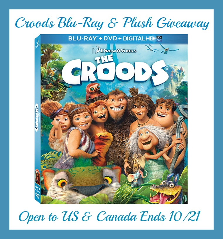 Croods button