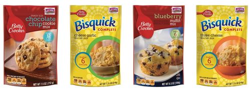 Delicious Betty Crocker Products