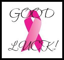 breast cancer good luck