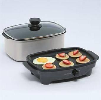 slow cooker griddle