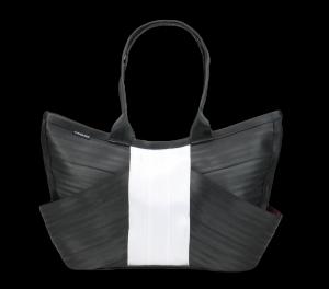 Tuxedo Butterfly Bag