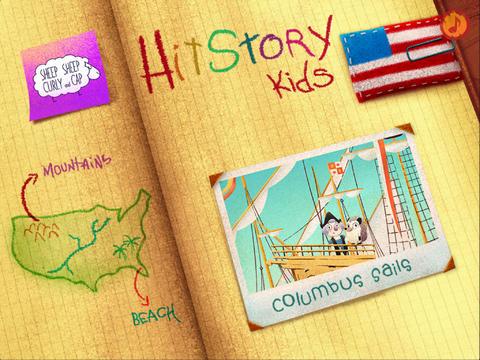 HitStory App for Children