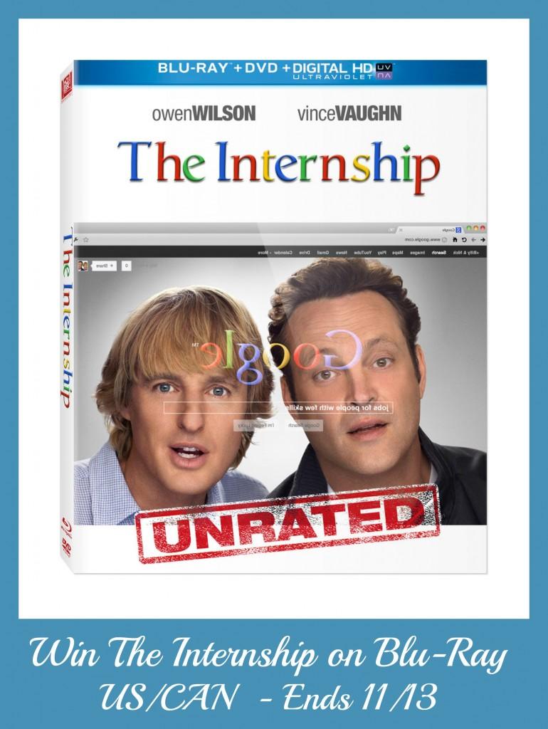 internship button