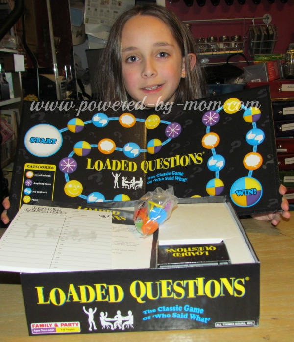 loaded questions review