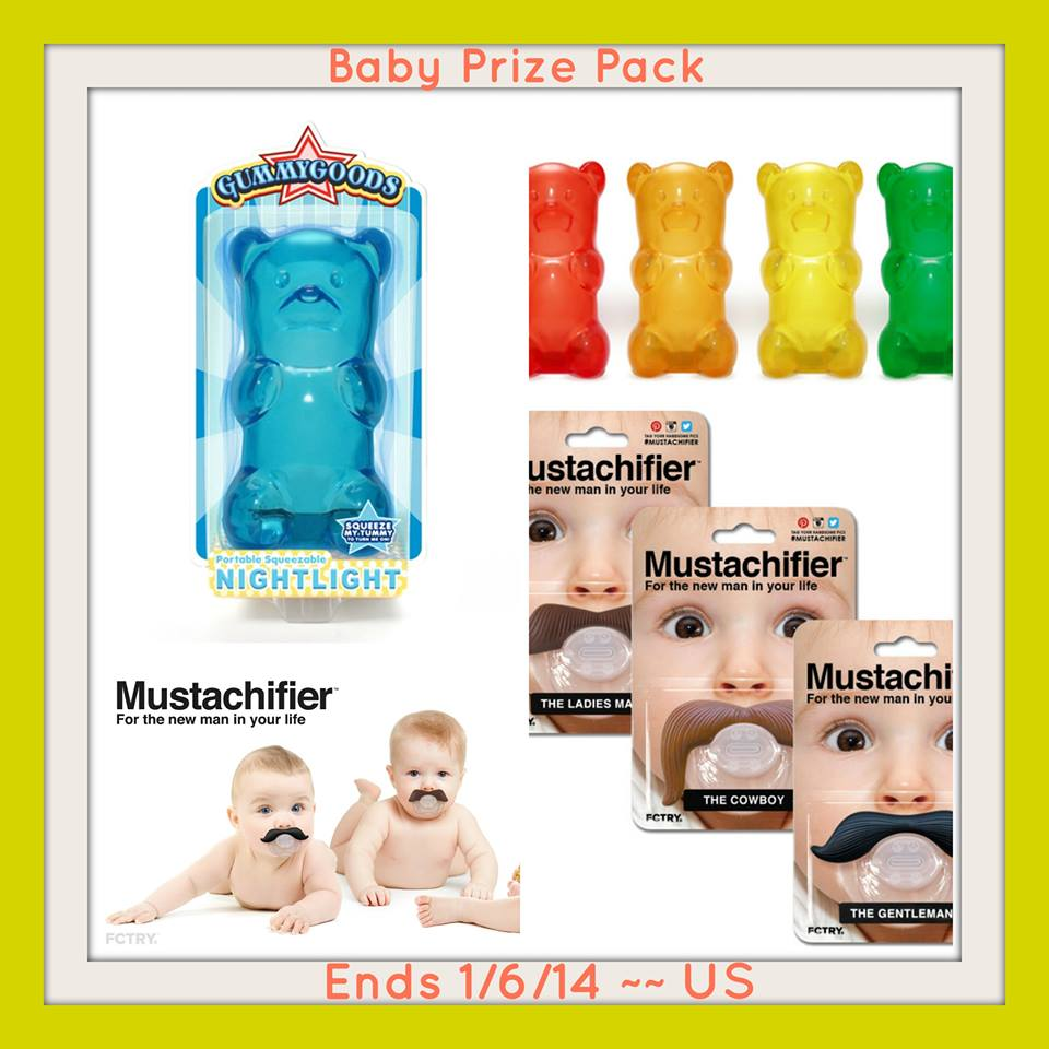 baby prize pack
