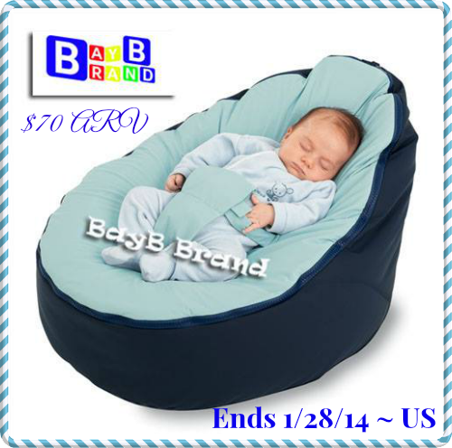 BABY B BEAN BAG