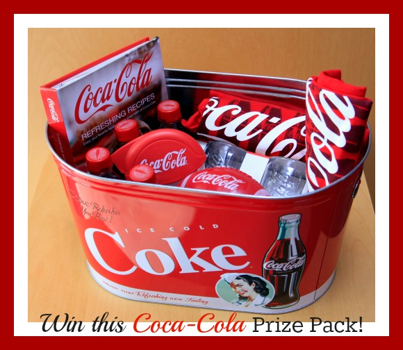 Coca-Cola Prize Pack #Giveaway