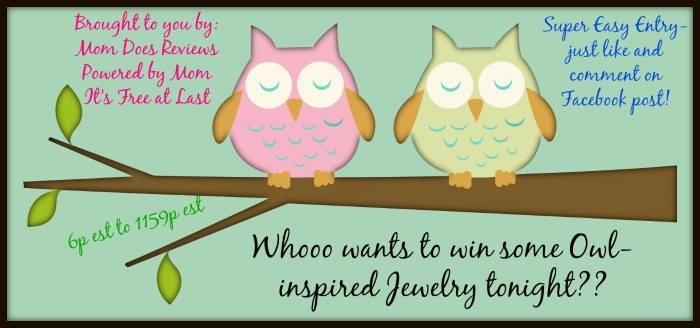 owl flash giveaway