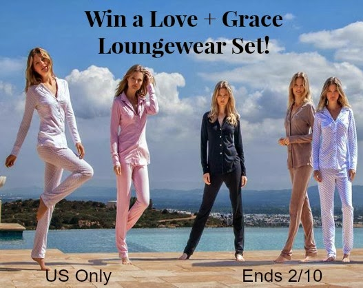 LOVE AND GRACE LOUNGEWEAR