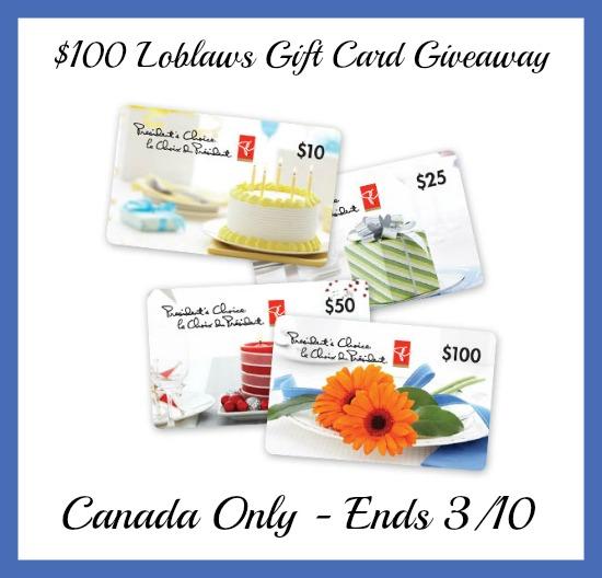 loblaws gift card button