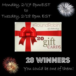 round robin 20 gift cards