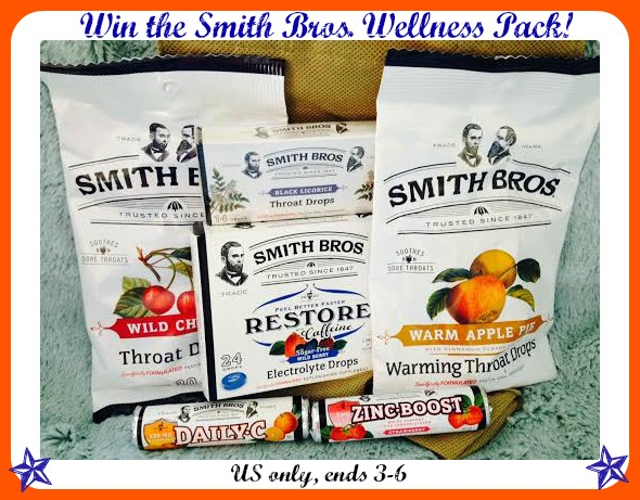 smith bros wellness pack
