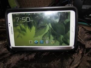 Otterbox Galaxy tablet case