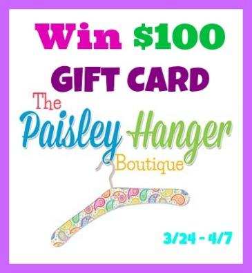 paisley hanger