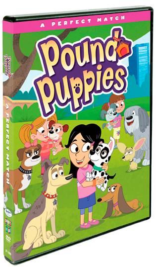 pound puppies dvd