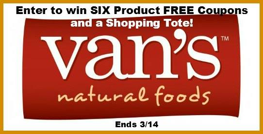 van's natural foods