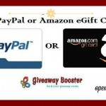 50 AMAZON OR PAYPAL