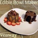 edible bowl maker