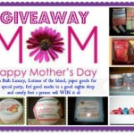 mothers day giveaway coupon hauls