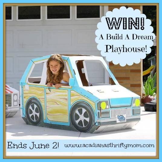 build a dream play house