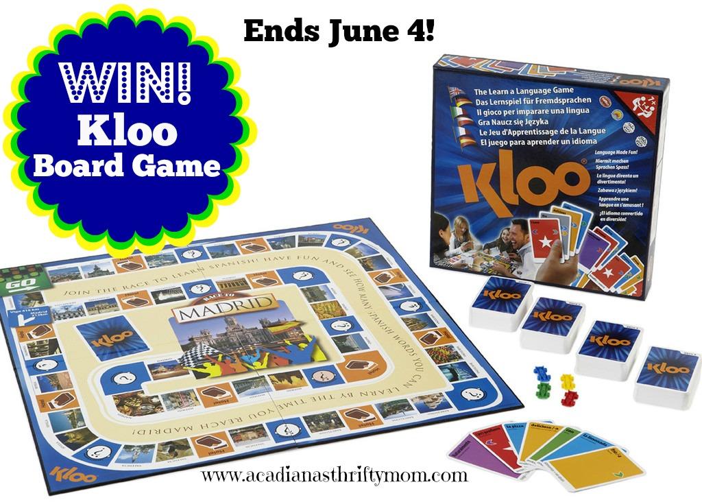 kloo board game