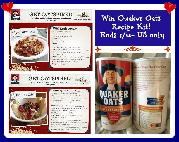 quaker oats button