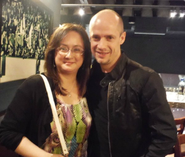 Michelle and Kurt Browning