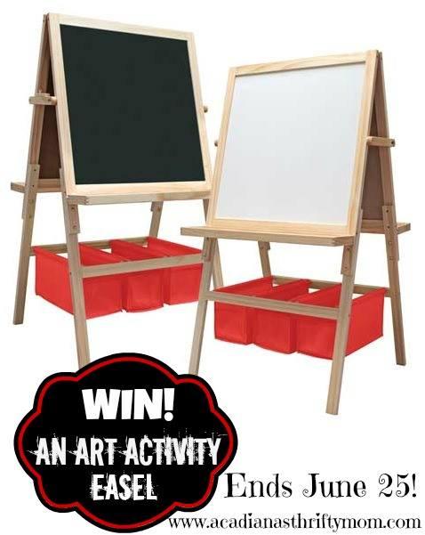 art activity easel