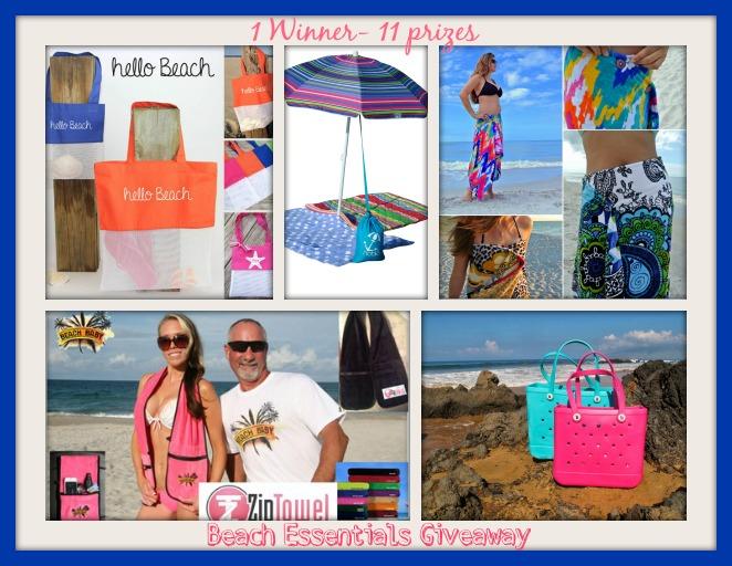 beach essentials 2