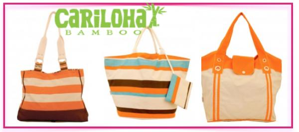 cariloha bamboo bags
