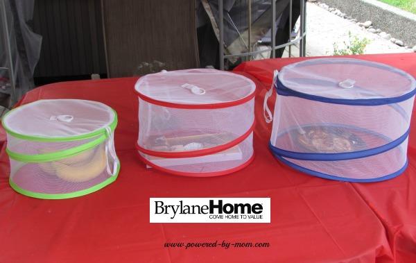 food tents July