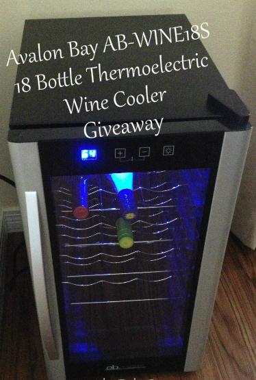 Avalon-Bay-AB-WINE18S-18-Bottle-Wine-Cooler-Giveaway