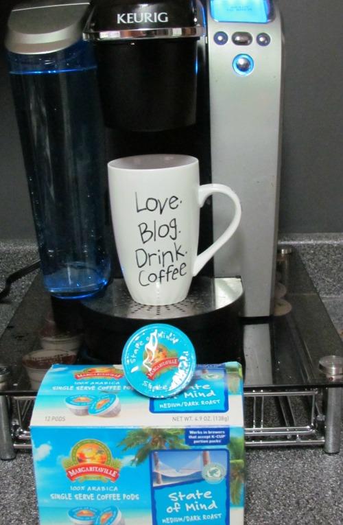 MARGARITAVILLE COFFEE
