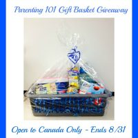 Parenting 101 giveaway
