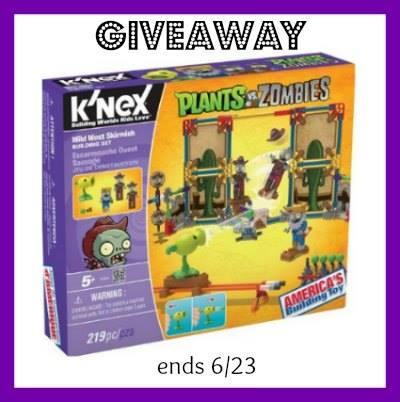 knex plants vs zombies