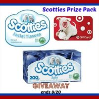 scotties prize pack target