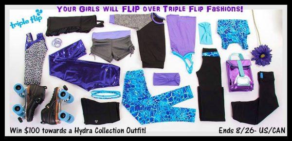 triple flip fashions