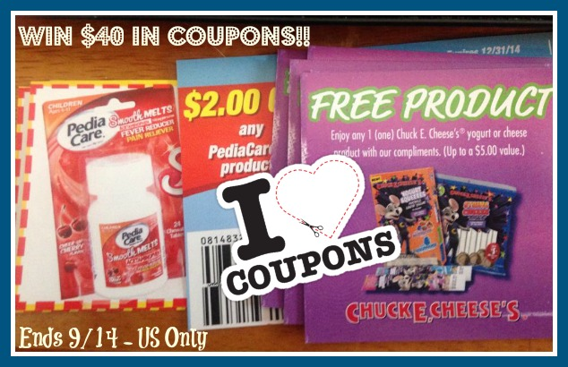 40 coupons