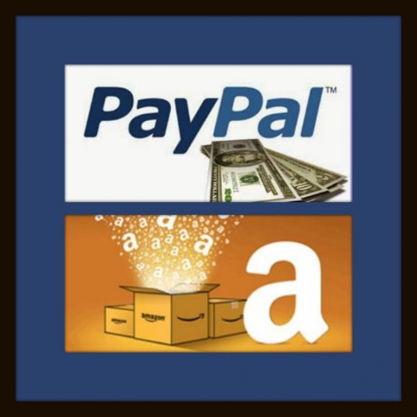 amazon paypal flash template