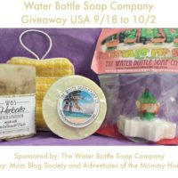 water bottle soap co