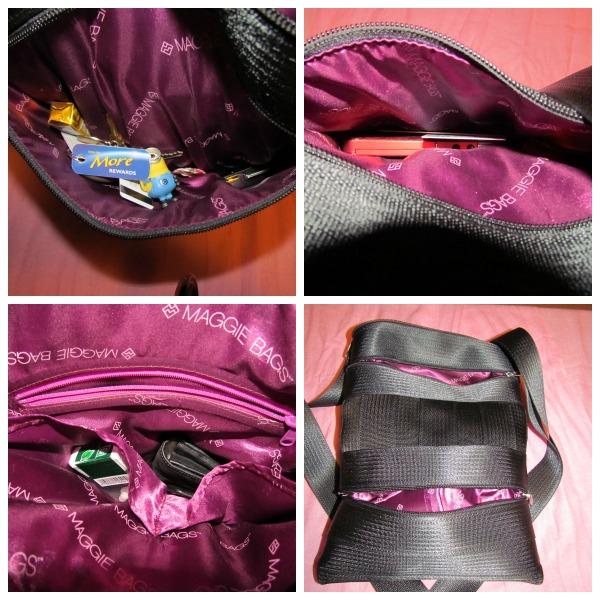 Betty Bag pockets