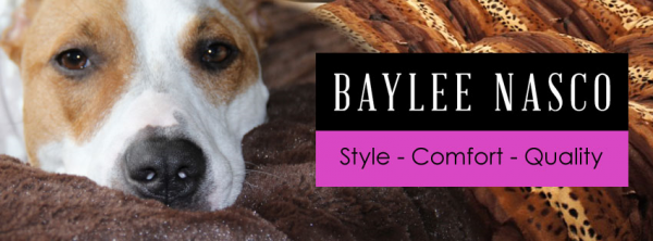 baylee nasco dog bed banner