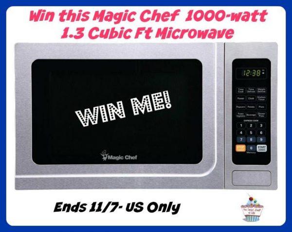 magic chef microwave